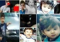 قتل پسر بچه ۲ساله به دست نامزد مادرش +عکس