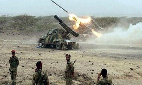 مزدوران سعودی، آماج موشکهای ناشناس