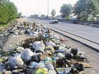 زباله همنشین ۱۱ ساله روستاهای چهاردانگه