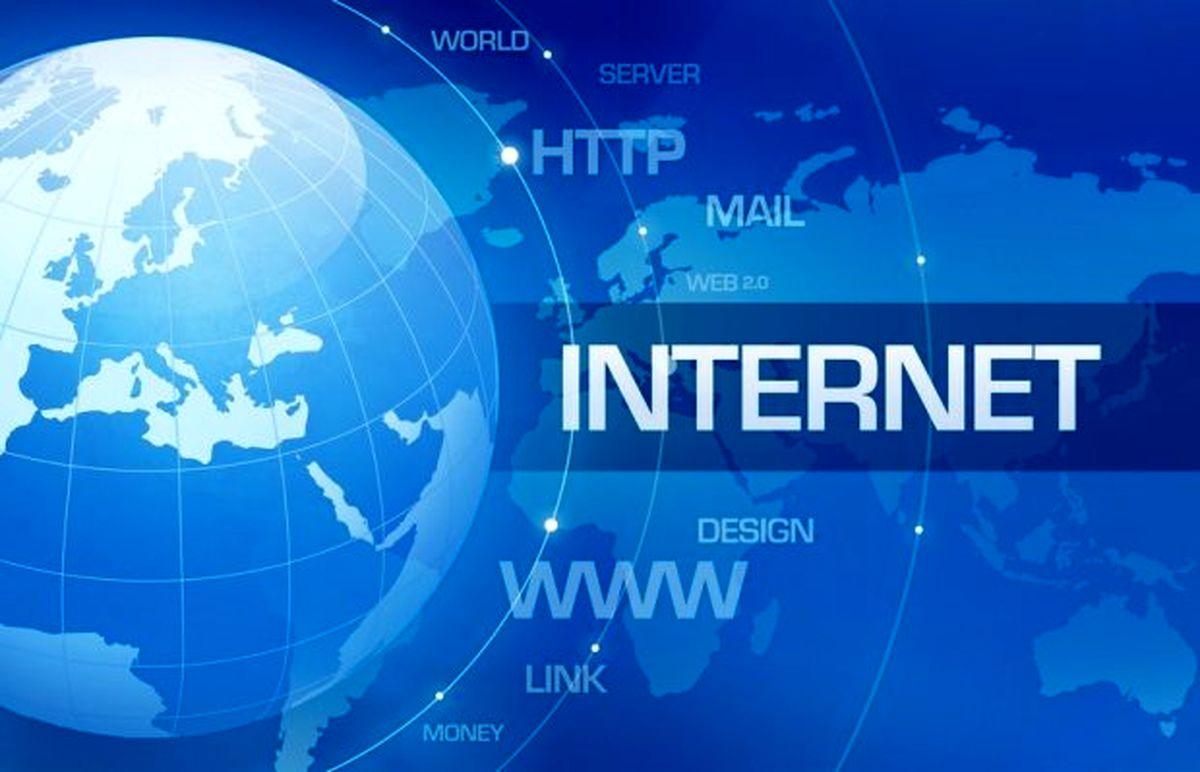 مقایسه ضریب نفوذ اینترنت ثابت و سیار