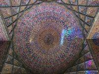 مسجد نصیرالملک شیراز +تصاویر