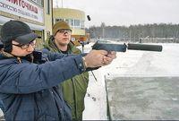 اسلحه جدید و فوق العاده ارتش روسیه +عکس