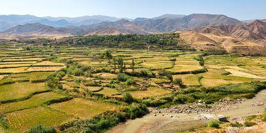 دره تاریخی الموت قزوین