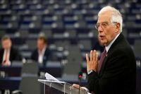 انتقادهای بورل از اسرائیل پس از سفر به تهران جای تامل دارد