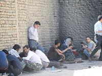 درآمد میلیاردی پاتوقدارهای تهران از معتادان
