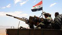 ارتش سوریه راهی شمال این کشور شد