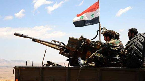 ارتش سوریه مواضع جبهه النصره در حومه ادلب و حماه را هدف قرار داد