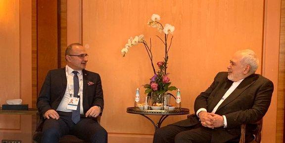 ظریف در جریان تصمیمات شورای وزیران خارجه اتحادیه اروپا قرار گرفت