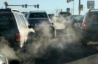 خودروهای دودزا فک پلاک میشوند