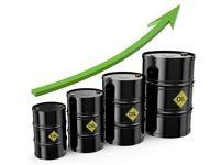 قیمت نفت تحت تاثیر کاهش ارزش دلار افزایش یافت