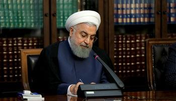 روحانی قانون تشدید مجازات اسید پاشی را ابلاغ کرد