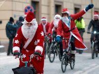 بابانوئل در آسمانخراش برلین +فیلم