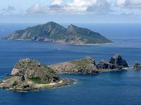 شکایت ژاپن از چین بابت نقض حریم دریایی