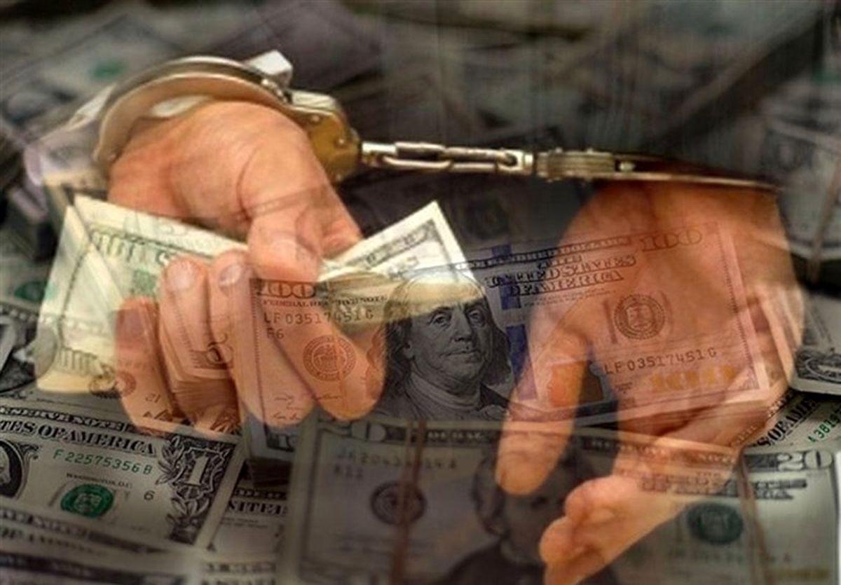 صراف قلابی فعال در فضای مجازی بازداشت شد