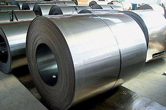 میزبانی تالار صنعتی از انواع ورقهای فولادی