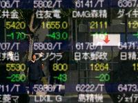 سهام آسیایی سود والاستریت را دنبال کرد