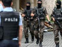دستگیری 9 تبعه خارجی دراستانبول به اتهام ارتباط با داعش