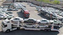 گزارش از معاملات در بازار خودرو +قیمت