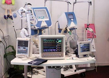 کشف ۱۱۵۰عدد دستگاه تنفس مصنوعی احتکار شده