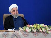 روحانی: ثبات بیشتر در بازار ارز با افزایش همکاری صادرکنندگان را انتظار دارم/ بخش دولتی پیشتاز مقابله با گرانی باشد