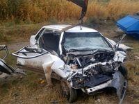 حادثه رانندگی در خنداب ۳کشته برجا گذاشت