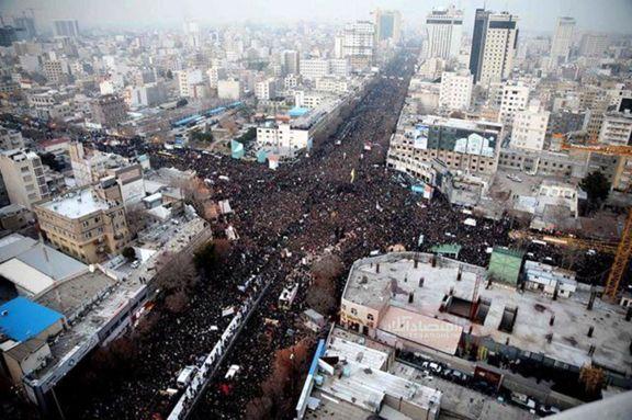 انبیسی نیوز تصویری از عزاداری مردم منتشر کرد