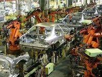 سرمایههای جذب شده در صنعت خودرو