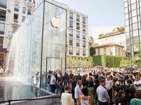 آیفون ایکس درآمد اپل را افزایش داد