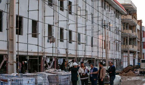 میزان ساخت و ساز در دو سال گذشته  به شدت کاهش یافت