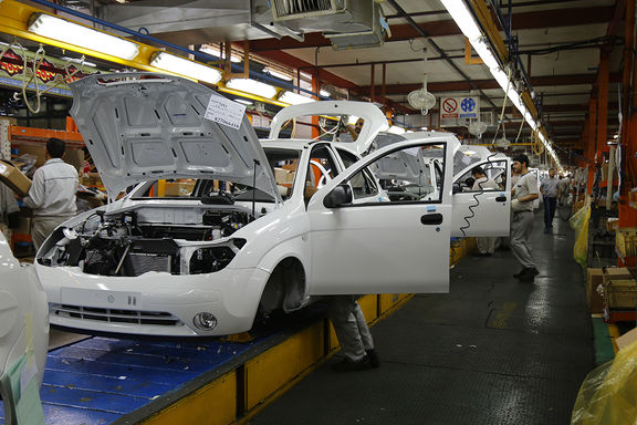 180 هزار دستگاه؛ تعداد خودروهای ناقص خودروسازها