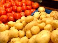 سیبزمینی و گوجه باز هم ارزان میشود؟/ کاهش 41درصدی قیمت سیب زمینی و 17درصدی گوجه نسبت به ابتدای مهر