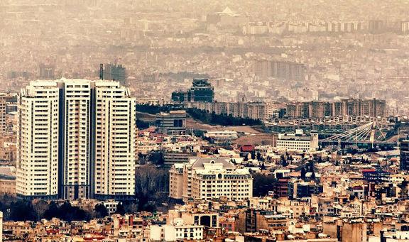 رشد ۶.۴درصدی قیمت مسکن تهران در آبان/متوسط قیمت یک متر آپارتمان پایتخت ۹میلیون تومان