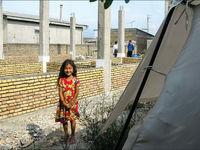 تکاپو برای پایان چادرنشینی قبل از زمستان