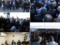 ساماندهی300 دستفروش در پایانه آزادی