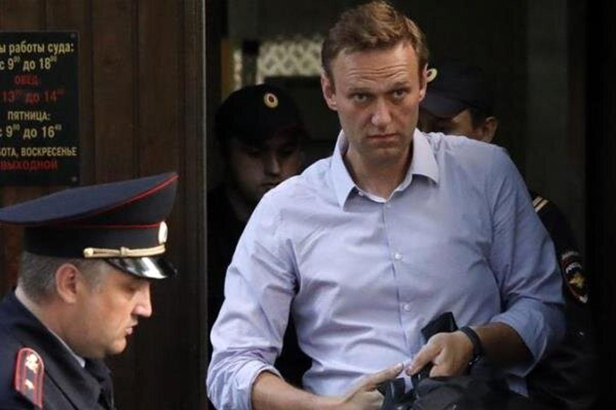بازداشت وکیل ناوالنی در مسکو