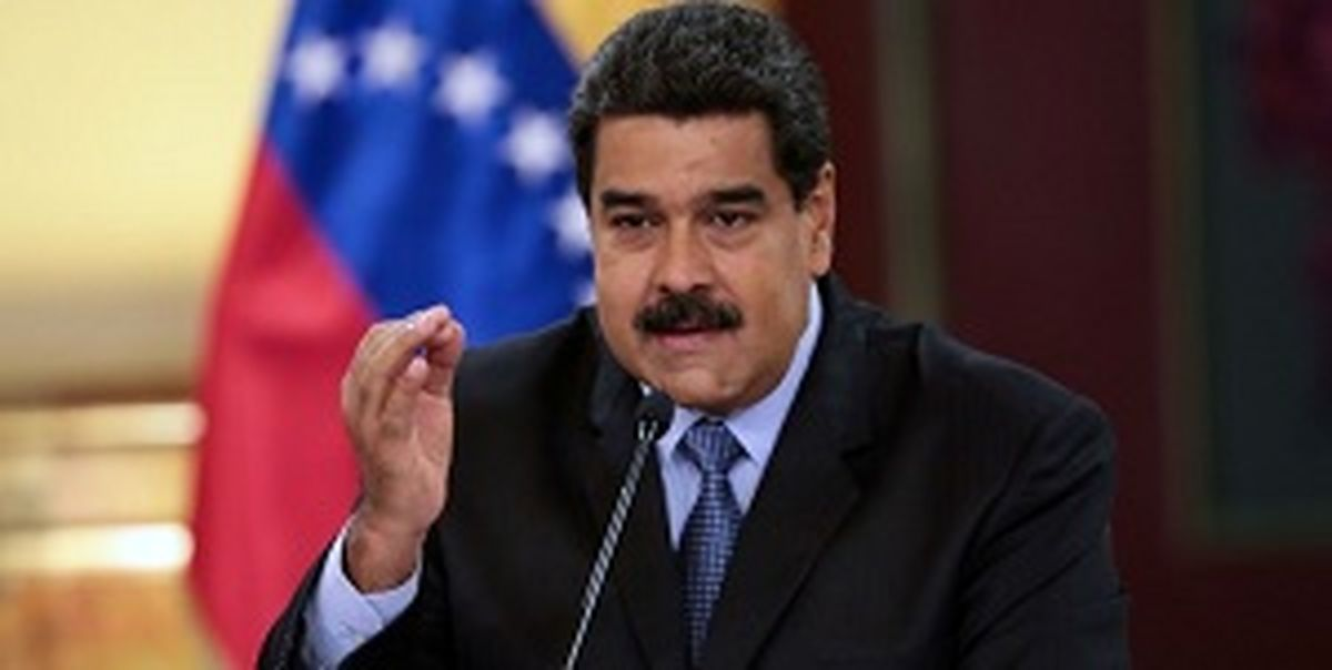 مادورو: ایران از دوستان واقعی ونزوئلا است