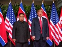 رهبر کره شمالی خواهان دومین نشست سران با آمریکا است