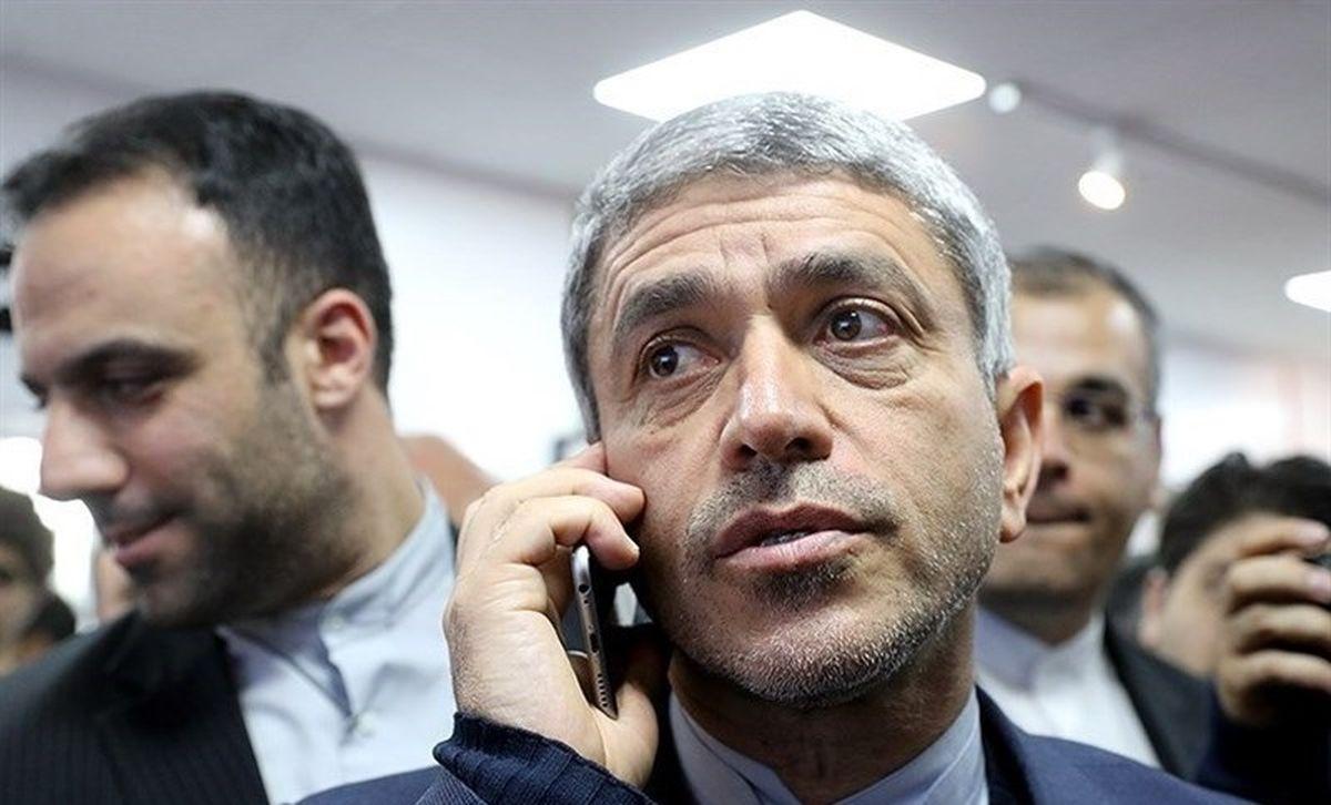 طیبنیا برای واگذاری پالایشگاه کرمانشاه به مجلس رفت