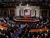 مخالفت ۱۰۷عضو کنگره آمریکا با معامله قرن