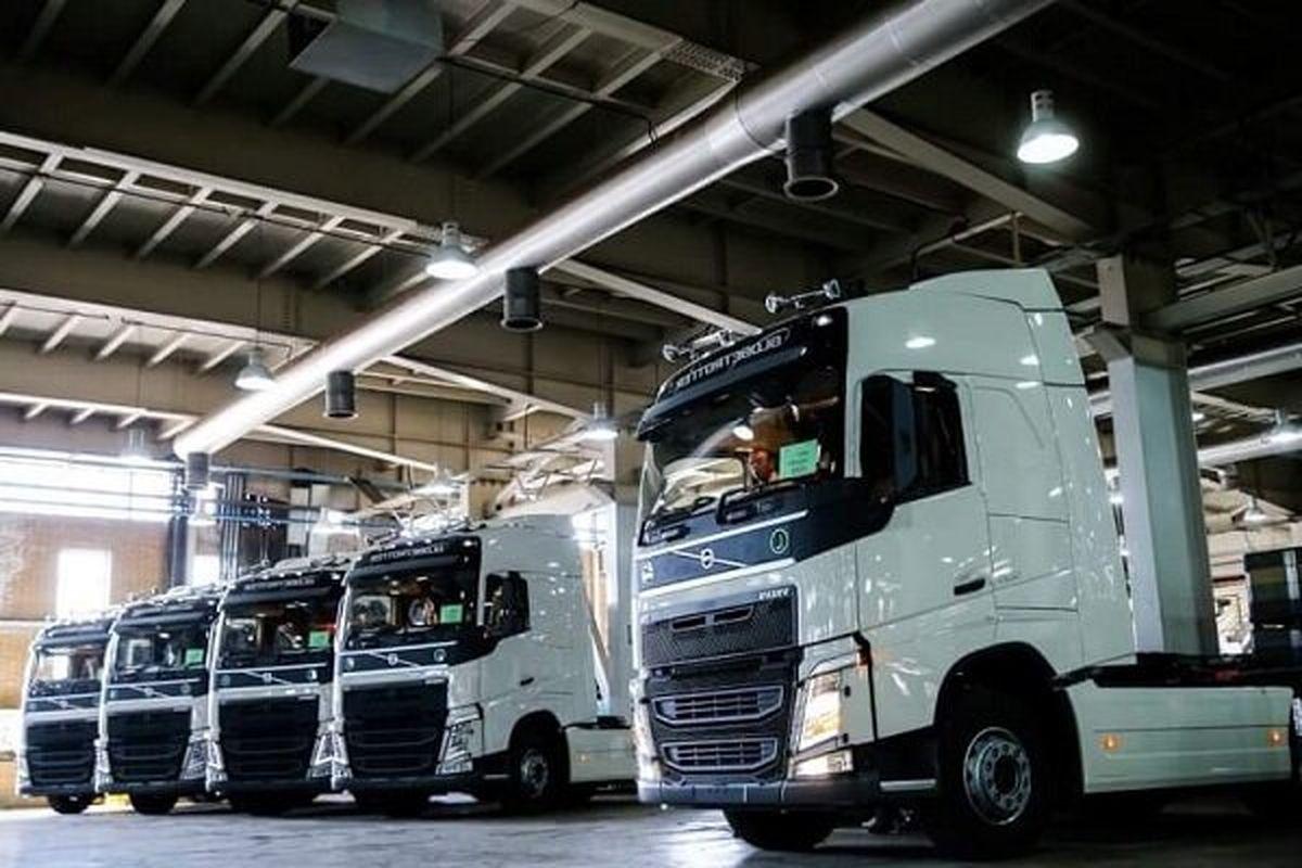 ترخیص کامیون های وارداتی دست دوم از گمرکات