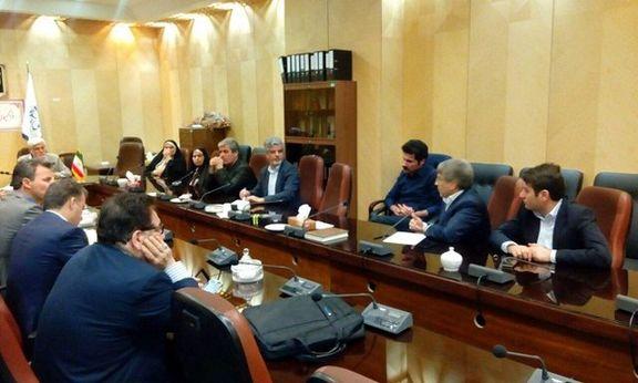 جلسه فوق العاده فراکسیون امید برای انتخابات هیات رییسه