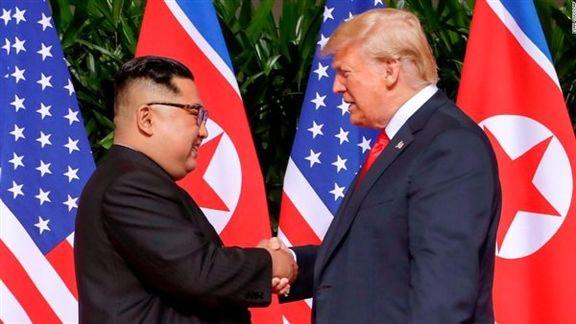 ترامپ: مطمئنم رهبر کره شمالی به تعهدش عمل میکند