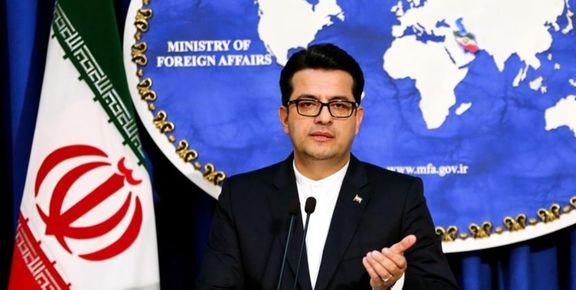ابراز همدردی وزارت خارجه با خانواده لوینسون