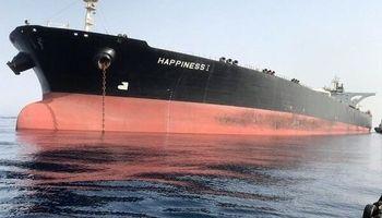 کشتی توقیف شده در عربستان در حال بازگشت به ایران است