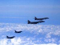 پرواز گسترده جنگندهها و پهپادهای آمریکایی در غرب عراق