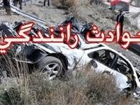 فیلمی از مرگ راننده خودروی پژو پارس در آبشار یاسوج +فیلم