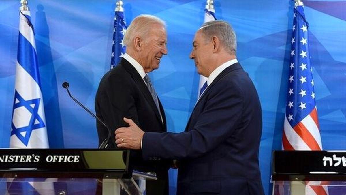 درخواست تازه نتانیاهو از بایدن
