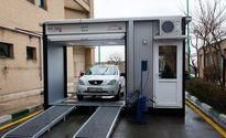 شناسایی خودروهای فاقد معاینه فنی با دوربینهای شهری