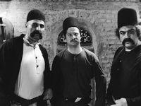 گریم متفاوت مهران غفوریان، علی مسعودی و علی صادقی +عکس