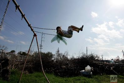تصاویر منتخب آسوشیتدپرس به مناسبت روز جهانی کودک